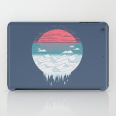 The Great Thaw iPad Case