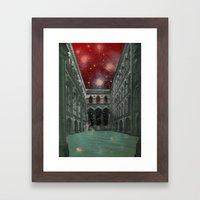 Atmosphere 30 · Electri… Framed Art Print