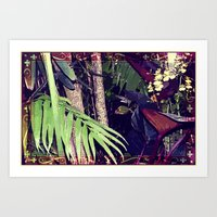 The Mighty Jungle Art Print