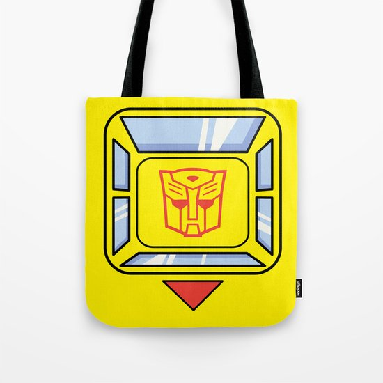 Transformers - Bumblebee Tote Bag
