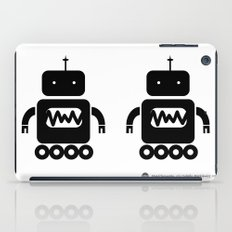 ROBOT Number Three iPad Case