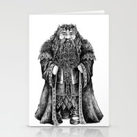 Oakenshield Stationery Cards