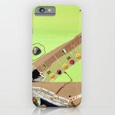 Natural drug iPhone 6 Slim Case