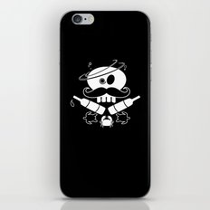 Pie-Eyed Pierre iPhone & iPod Skin