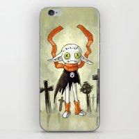 Rag Doll 2 iPhone & iPod Skin