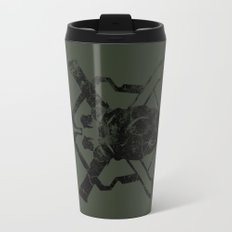 Spartans Never Die  |  Halo Travel Mug