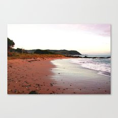 Sunrise along the Northern beaches of Tasmania Canvas Print