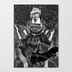 God of Birds Canvas Print