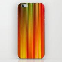 Burning Field iPhone & iPod Skin