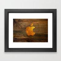 Steampunkintosh... Framed Art Print