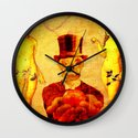 Marcel and the original sin Wall Clock