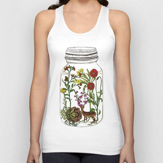 The Way You Remember Me Unisex Tank Top
