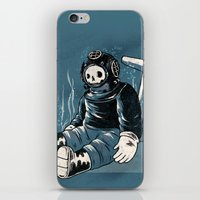 Anchors Aweigh iPhone & iPod Skin