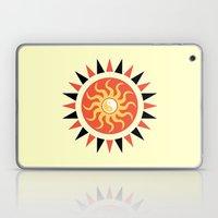 Yin yang sunshine Laptop & iPad Skin