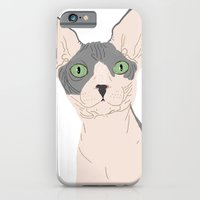 iPhone & iPod Case featuring Nicolas by Brittany Metz