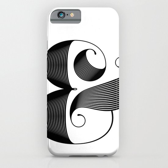 Ampersand iPhone & iPod Case