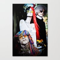 LifeLike Canvas Print