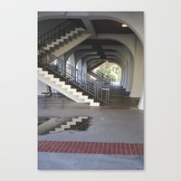 SDSU Canvas Print