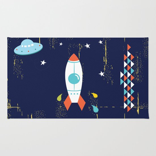Its space time rug by nogi society6 - Very small space of time image ...