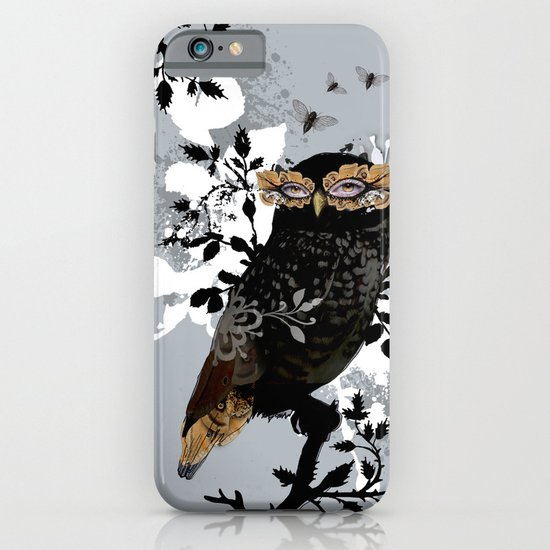 Wise Owl iPhone & iPod Case