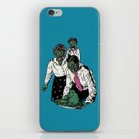 Z-gans iPhone & iPod Skin