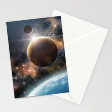 Welcome to the Space Stationery Cards
