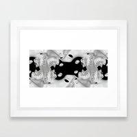 CyberMimes v.6 Framed Art Print