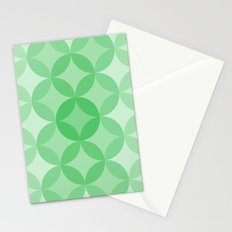 Geometric Abstraction III Stationery Cards