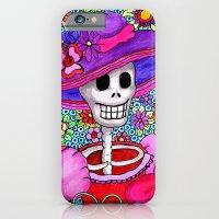 Catrina Doña Beatriz iPhone 6 Slim Case