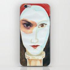 FRÁGIL iPhone & iPod Skin