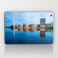 The Blue Hour In Ottawa Laptop & iPad Skin