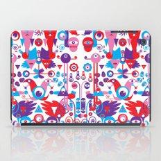 Little Monsters World iPad Case