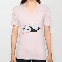 Panda 2 Unisex V-Neck