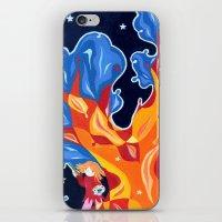 The Magic Tree iPhone & iPod Skin