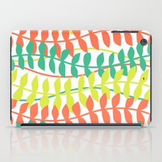 seagrass pattern - tropical iPad Case