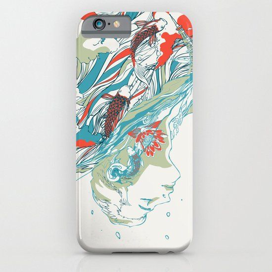 Colours In The Sky iPhone & iPod Case
