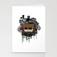 CRAFT - Book Cover Stationery Cards