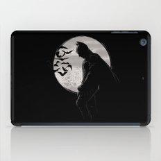 Bat night iPad Case