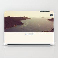 DEEP BLUE iPad Case