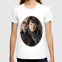 sherlock T-shirts featuring Sherlock  by SRB Productions