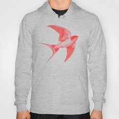 Barn Swallow (red)  Hoody