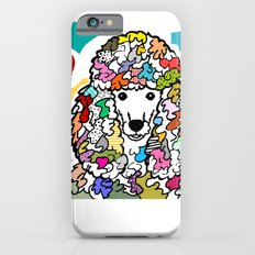 Poodle Love iPhone 6 Slim Case