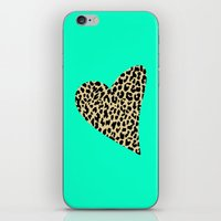 Wild Love iPhone & iPod Skin