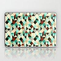 Harlequin tile Laptop & iPad Skin