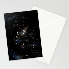 go to sleep,it'll be okay Stationery Cards