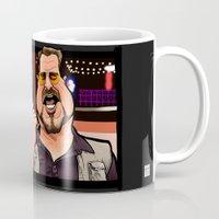 Over The Line! Mug