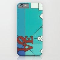 LOVE shine iPhone 6 Slim Case