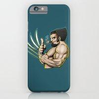 Lobezno iPhone 6 Slim Case