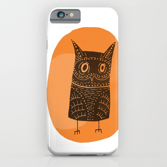 This is my owl iPhone & iPod Case