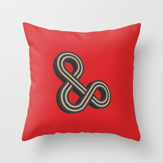 Forever & Ever Throw Pillow